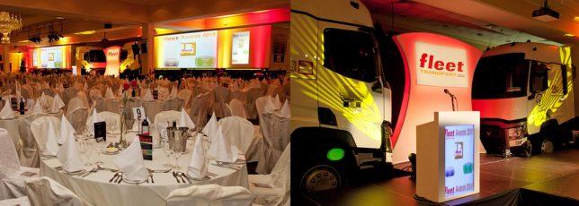 Double nomination for 2017 Fleet Transport Awards