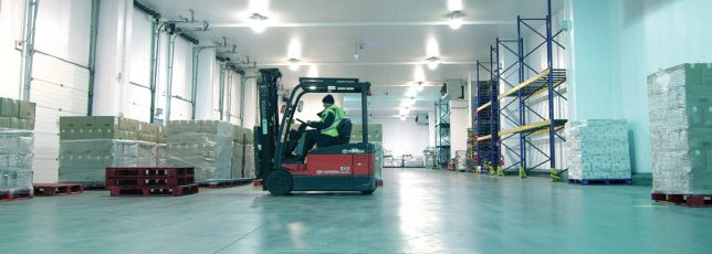 Cold Move – Your West of Ireland 'Satellite Depot'