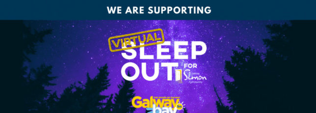 We're Supporting the Virtual Sleep Out